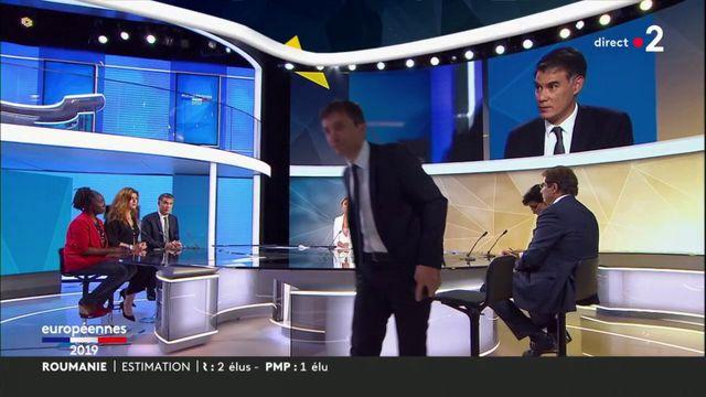 """""""On ne peut jamais s'exprimer"""" : Julien Sanchez (LR) quitte brutalement le plateau de France 2"""