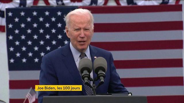 Etats-Unis : quel bilan pour Joe Biden après 100 jours à la tête du pays ?
