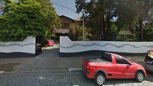 L'école Raul Brasil est située à Suzano, dans l'état de Sao Paulo (Brésil). (GOOGLE STREET VIEW)