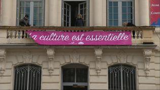 Le théâtre de Chatel-Guyon dans le Puy-de-Dôme (L.Pastural / France Télévisions)