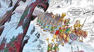 Littérature : Astérix et le Griffon, une 39ème édition publiée 5 millions de fois (FRANCE 3)