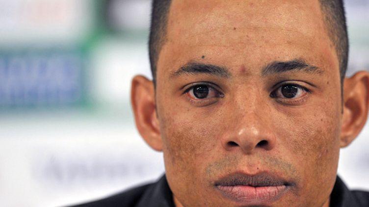 Firminio l'attaquant brésilien d'Hoffenheim  (CARMEN JASPERSEN / DPA)
