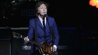 Paul McCartney en octobre 2014 au Texas.  (Eric Gay/AP/SIPA)