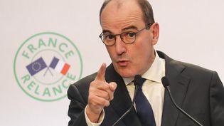 Le Premier ministre Jean Castex, le 3 septembre 2020, à Paris. (LUDOVIC MARIN / AFP)