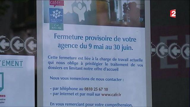 Haguenau : surchargée, la CAF ferme son point d'accueil pendant deux mois