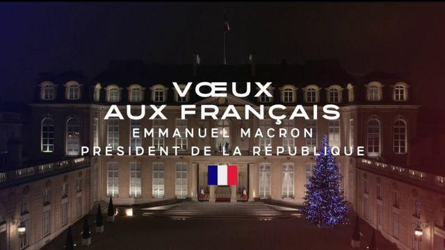 Voeux présidentiels : les défis d'Emmanuel Macron en 2019