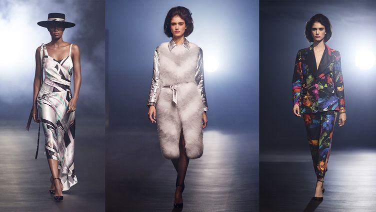Leonard Paris automne-hiver 2021-22, à la Paris Fashion Week, le 5 mars 2021 (Léonard)