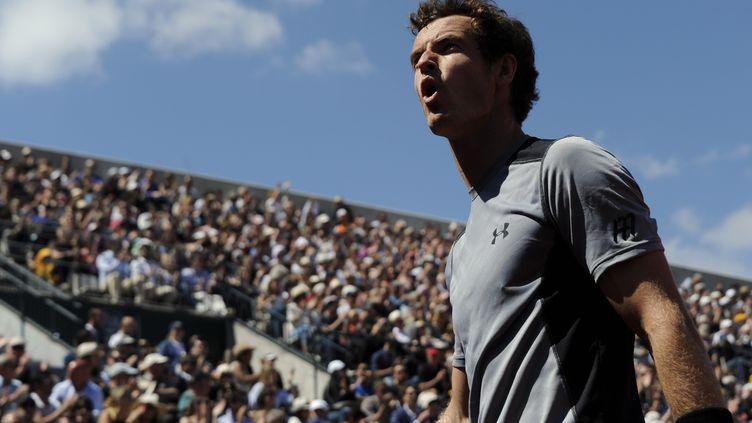 L'Ecossais Andy Murray (JEAN MARIE HERVIO / DPPI MEDIA)