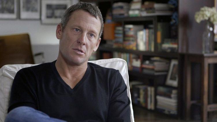 L'ancien coureur cycliste Lance Armstrong à Paris, le 11 septembre 2014. (THE PICTURE DESK / AFP)
