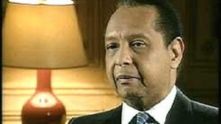 Jean-Claude Duvalier (© DR)