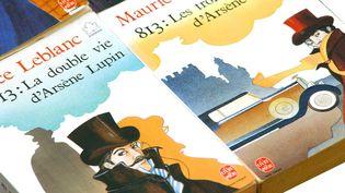 """A l'occasion de la série """"Lupin"""" avec Omar Sy, HachetteRomansa réédité les aventures d'Arsène Lupinet lelivres'est immédiatement classé en tête des meilleuresventesd'Amazon et Fnac. (MAXPPP)"""