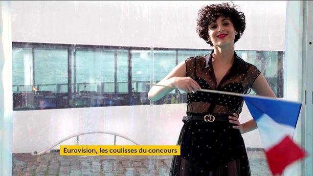 Eurovision : la candidate française Barbara Pravi séduit les parieurs