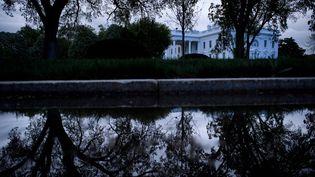 Une vue sur la Maison Blanche à Washington DC. le 15 avril 2019. (BRENDAN SMIALOWSKI / AFP)