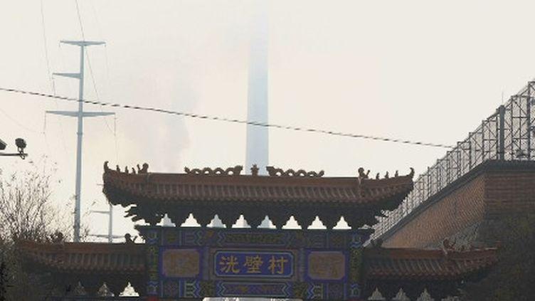 Gravement polluée,leprovince chinoise du Shanxi au nord du pays tente d'assainir son environnement. Ce sontles mines de charbons et les usines chimiques qui sont responsable decettepollution. (France 24)