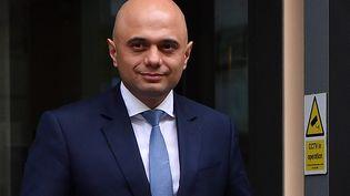 Sajid Javid, le nouveau ministre de l'Intérieur britannique (BEN STANSALL / AFP)