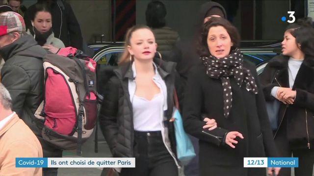 Coronavirus : des Parisiens préfèrent se confiner dans les maisons de campagne, quitte à s'entasser