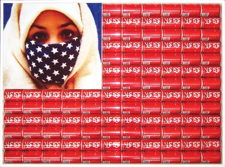 "Hassan Hajjaj, ""M.U.S.A., 2009  (Hassan Hajjaj, courtesy L'Atelier 21)"