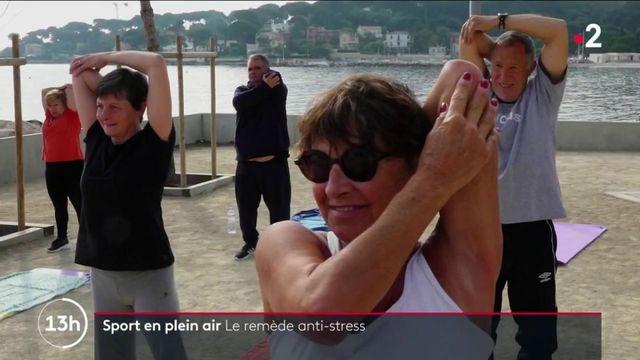 Santé : le sport en plein air, un anti-stress naturel
