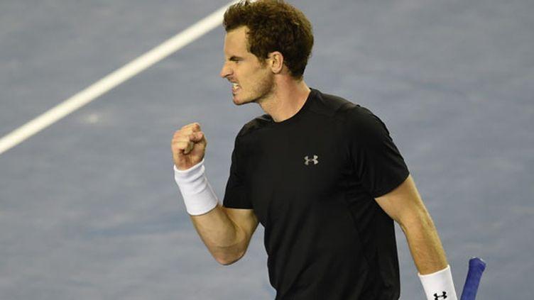 Le joueur britannique Andy Murray