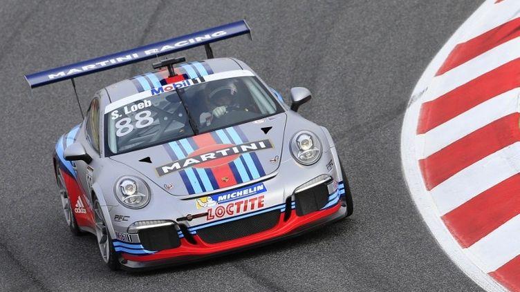 Sébastien Loeb (Porsche Supercup)