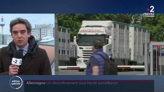 Allemagne : l'épidémie reprend