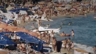 Vacances années 1980. (FRANCE 3)