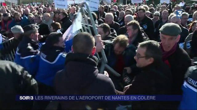 Notre-Dame-des-Landes : les partisans de la construction se sentent trahis
