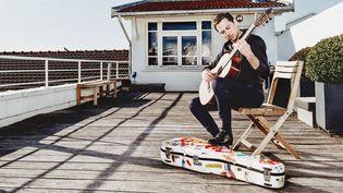 Le guitariste Thibault Cauvin.  (Yann Orhan)