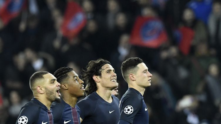 Cap sur la Ligue 1 pour le PSG (PHILIPPE LOPEZ / AFP)