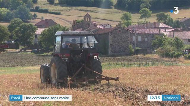 Puy-de-Dôme : Esteil, une commune sans maire