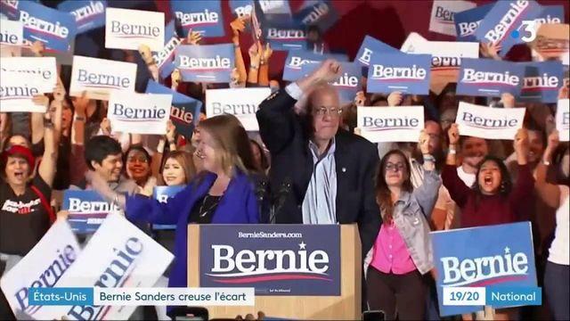 États-Unis : Bernie Sanders fait sensation
