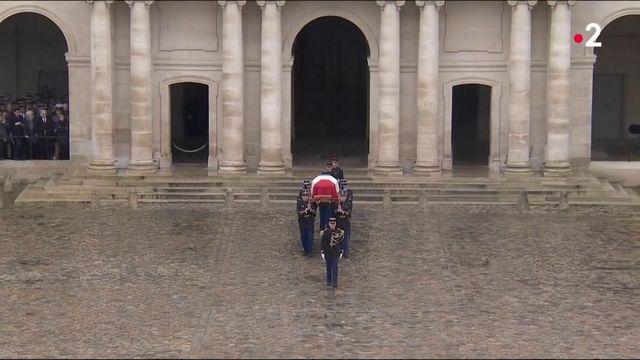 Colonel Arnaud Beltrame : l'hommage de la nation