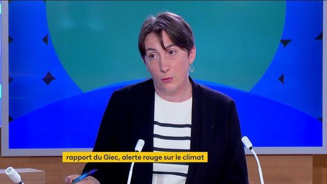 Environnement : des membres du GIEC rencontrent les parlementaires français