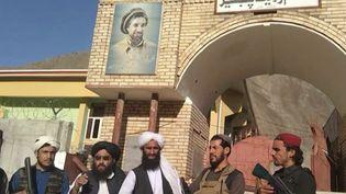 Afghanistan : les talibans affirment avoir pris le contrôle de la vallée du Panshir. (FRANCE 3)
