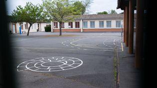 Certains maires refusent de rouvrir les écoles le 11 mai. (VALENTINO BELLONI / HANS LUCAS / AFP)