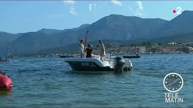 Corse : la grogne des loueurs de bateaux