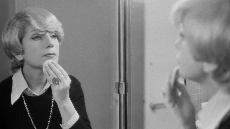 Françoise Dorin en 1974.  (AFP)