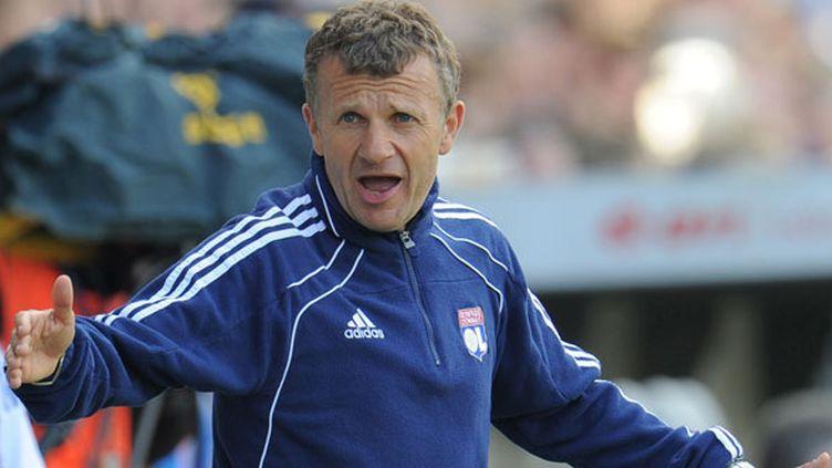 Patrice Lair, ancien entraîneur de l'équipe féminine de Lyon, va rebondir à Paris