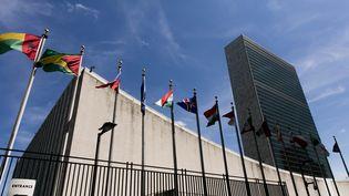Le siège des Nations unies à New York, le 26 juin 2018 (VINCENT ISORE / MAXPPP)