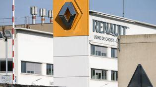 L'usine Renault de Choisy-le-Roi, photographiée le 21 mai 2020. (MICHEL STOUPAK / AFP)