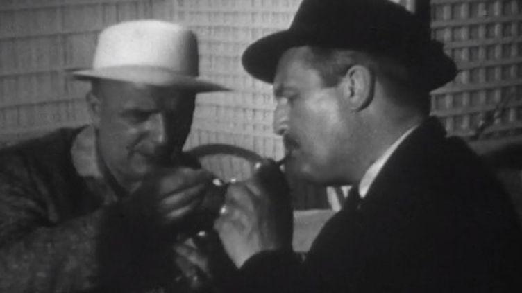 Georges Simenon, qui a créé le personnage du commissaire Maigret, s'est beaucoup inspiré de personnes réelles à commencer par le commissaire Massu. (FRANCE 3)