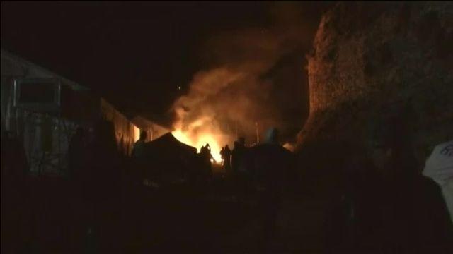 Grèce : les incidents graves s'amplifient entre migrants et habitants sur l'île de Chios