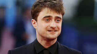 Daniel Radcliffe au 42e festival de Deauville le 9 septembre 2016.  (Charly Triballeau / AFP)