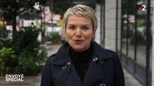 Elise Lucet, 28 novembre 2019 (ENVOYÉ SPÉCIAL / FRANCE 2)