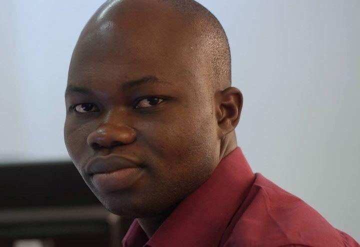 Maurice Thantan, président de l'Association des blogueurs du Bénin (AB-Bénin) (Maurice Thantan)