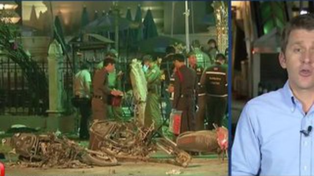 Attentats à Bangkok : les deux attaques étaient-elles liées ?