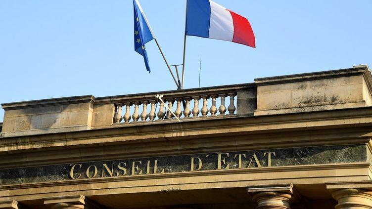 Le Conseil d'État à Paris le 18 octobre 2018. (BERTRAND GUAY / AFP)