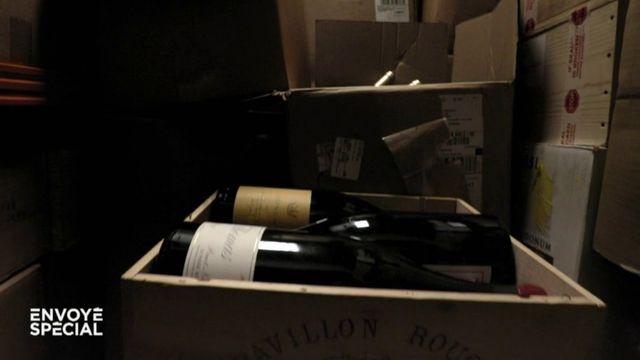 Envoyé spécial. A Hong Kong, plaque tournante du commerce de vin en Asie, un incroyable entrepôt