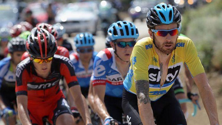 Bradley Wiggins (Tour de Californie) (DOUG PENSINGER / GETTY IMAGES NORTH AMERICA)