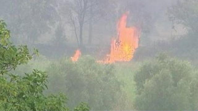 Hérault : un incendie mobilise de nombreux moyens de lutte